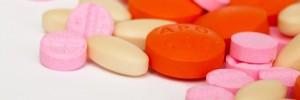 Pills coloured