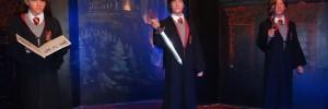Harry Potter wax figure