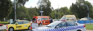 Police roadside drug test