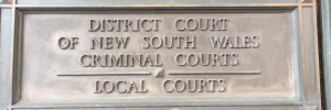 District Courts in NSW