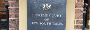 Supreme Court NSW King St