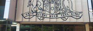 Parramatta District Court in NSW