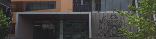 Parramatta District Court